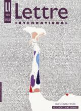 Cover Lettre International 130, Mark Lammert