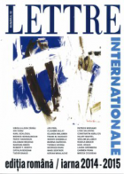 Lettre Internationale 92, iarna 2014-2015, Rumänien